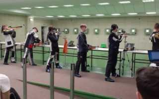 Обучение стрельбе красноярск