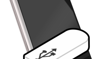 Подключение юсб флешки к телефону