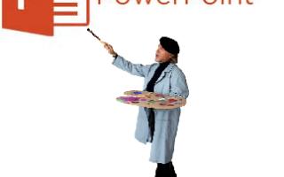 Как сменить фон в презентации powerpoint