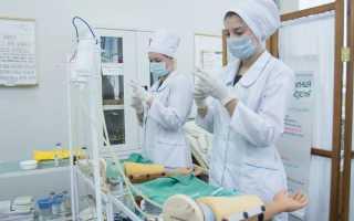 Курсы медбрата в москве без медицинского образования