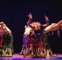 Танец трайбл фьюжн видео