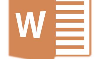 Логотипы в word