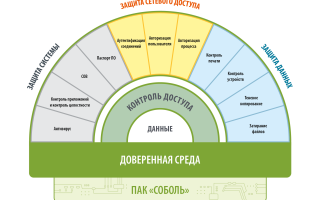 Защита информационных ресурсов от несанкционированного доступа