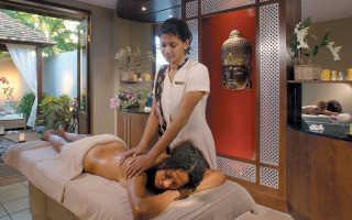 Восточный массаж обучение