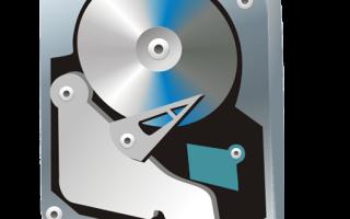 Постоянно работает жесткий диск