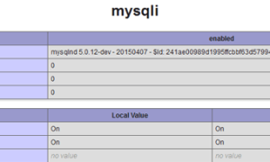 Php sql connect