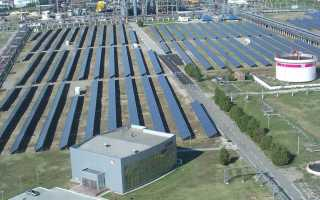 Возобновляемые источники энергии обучение