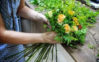 Курсы флористики цветочная мастерская