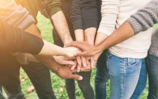 Тренинг взаимоотношения в коллективе