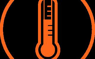 Замер температуры процессора и видеокарты
