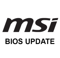 Msi bios update