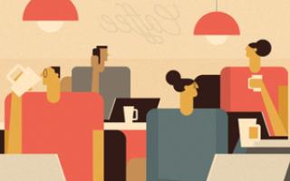 Идеи креатива менеджмента в контакте