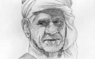 Мастер класс рисование карандашом поэтапно