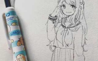 Как рисовать аниме для начинающих видео
