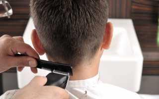 Азы стрижки волос поэтапно видео для новичков