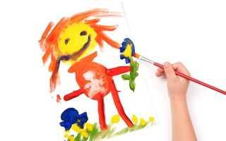 Как рисовать человека видео для детей