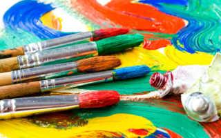 Уроки рисования гуашью для начинающих поэтапно