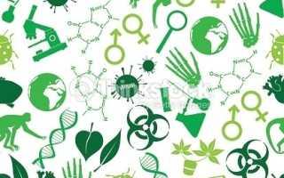 Уроки биологии с нуля