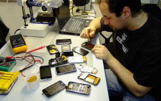Курсы по ремонту айфонов