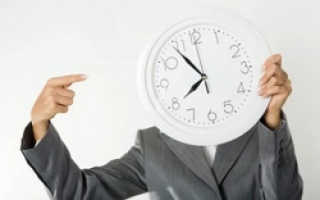Тайминг рабочего времени менеджера