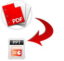 Как открыть pdf файл в powerpoint