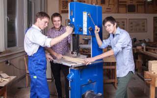 Обучение на станочника деревообрабатывающих станков