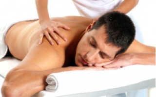 Спортивный массажист обучение