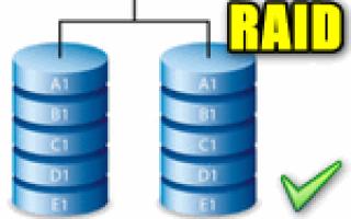 Жесткий диск raid