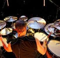 Уроки для начинающих барабанщиков