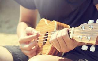 Уроки игры на укулеле с нуля