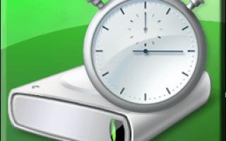 Проверка скорости жесткого диска crystaldiskmark