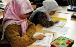 Обучение исламу в москве