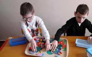 Методы обучения слепых детей