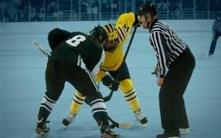 Правила игры в хоккей с шайбой видео