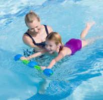 Плавание для начинающих детей видео