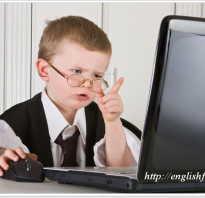 Английский язык для дошкольников видео