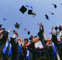 Высшее образование сроки обучения