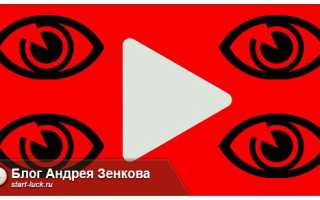 Как набрать много просмотров видео