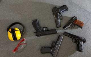 Обучение стрельбе воронеж