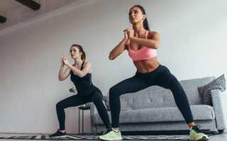 Фитнес для всего тела видео