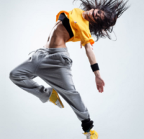 Уроки танца хип хоп