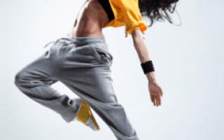 Танец хип хоп видео урок
