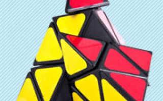 Видео собирания кубика рубика