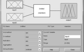 Нечеткое моделирование в среде matlab