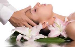 Нейроседативный массаж обучение