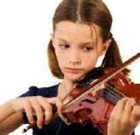 Как играть на скрипке видео