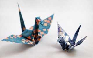 Очень легкие оригами из бумаги видео