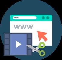Разделить видео на части онлайн бесплатно
