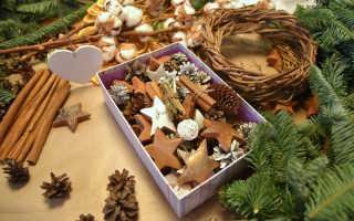 Мастер класс рождественский венок москва