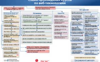 Курсы создания web сайтов